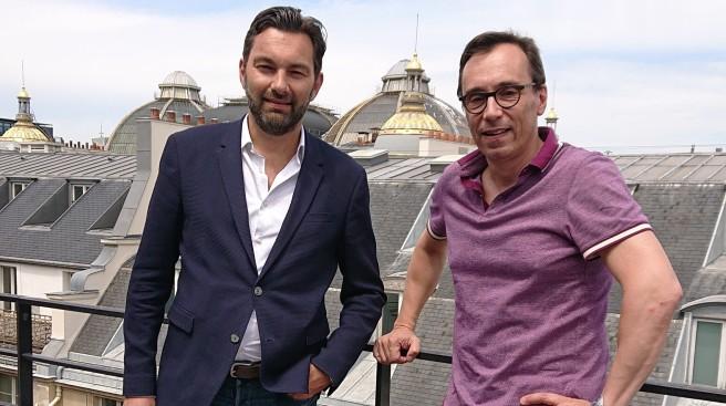 Laurent et Alain
